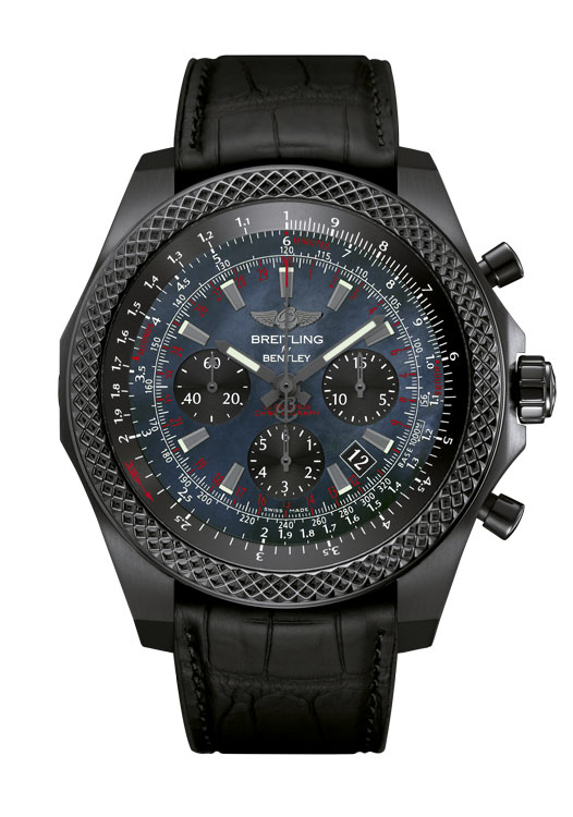 Breitling for Bentley B06 Midnigth Carbon
