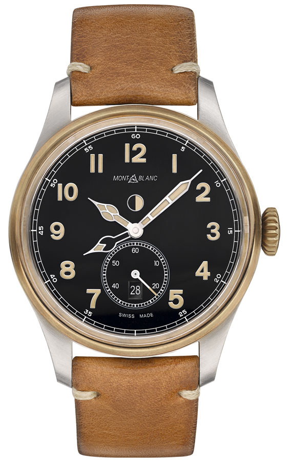 Montblanc 1858 Automatic Dual Time Referencia 116479