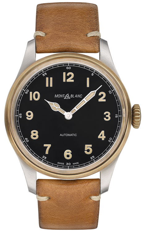 Montblanc 1858 Automatic Referencia 116241