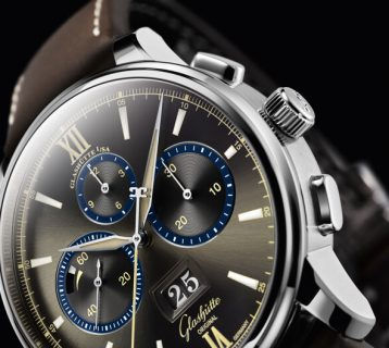 Senator Chronograph – The Capital Edition