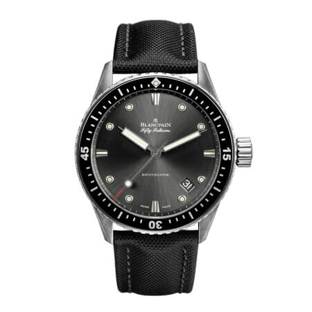 Blancpain Fifty Fathoms Bathyscaphe referencia 5000.1110.B52