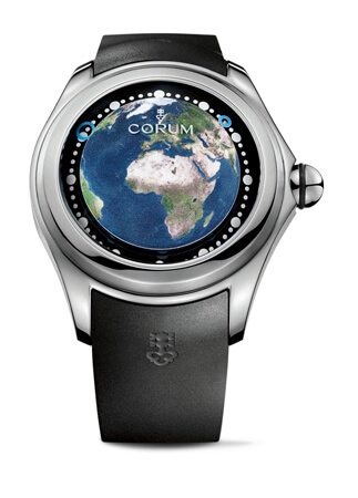 Corum Bubble Magical Earth L390_03257