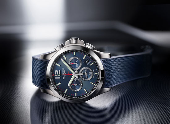Longines Conquest V.H.P. Chrono