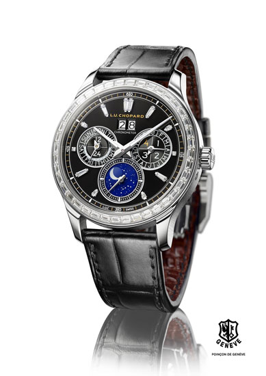 Chopard L.U.C Lunar One Black Tie